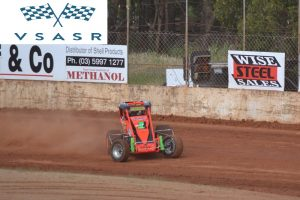 Stan Marco Snr - Photo courtesy of Victorian Sprintcar and Speedway Racing