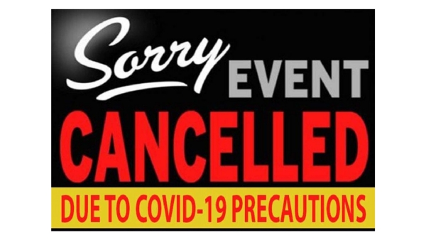 Two Big Features – CANCELLED DUE TO COVID