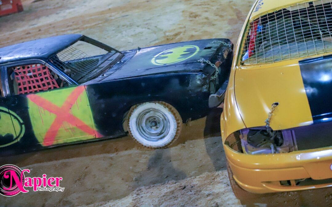 Fireworks and Demo Derby